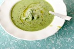 broccoli cannellini soup