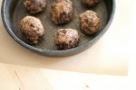 chocolate wattleseed nut balls